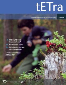 Jäsenlehti 2/2010