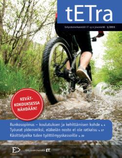 Jäsenlehti 1/2011