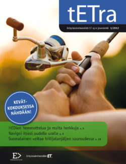 Jäsenlehti 1/2012