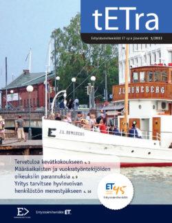 Jäsenlehti 1/2013
