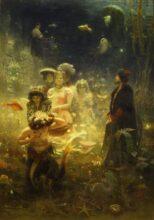 Ateneumin Ilja Repin -näyttely
